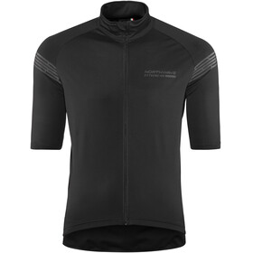 Northwave Extreme H2O Total Protection Short Sleeve Jacket Men black